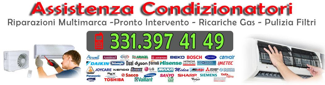 Assistenza Condizionatori 331.3974149